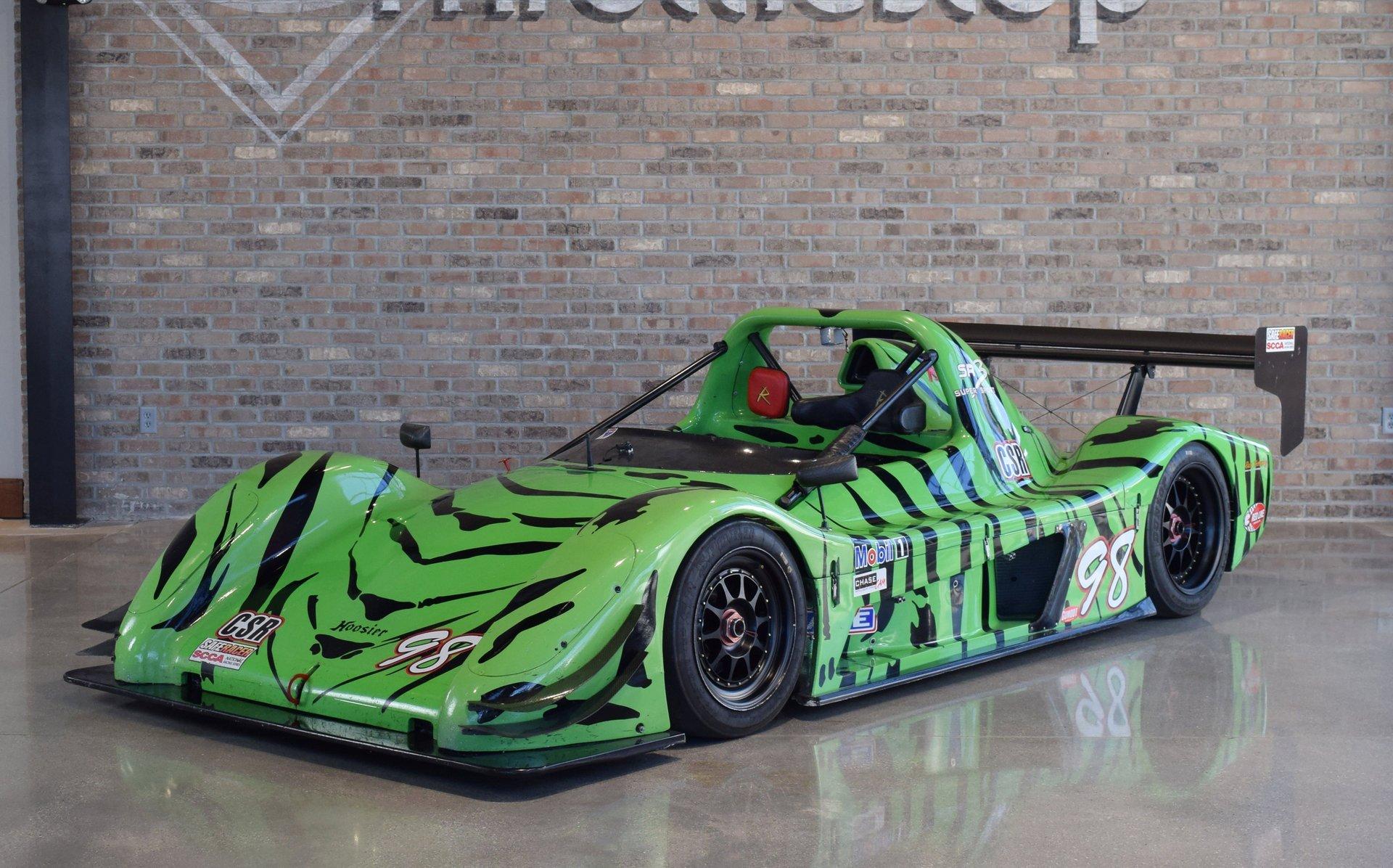 2003 radical sr 3 race car