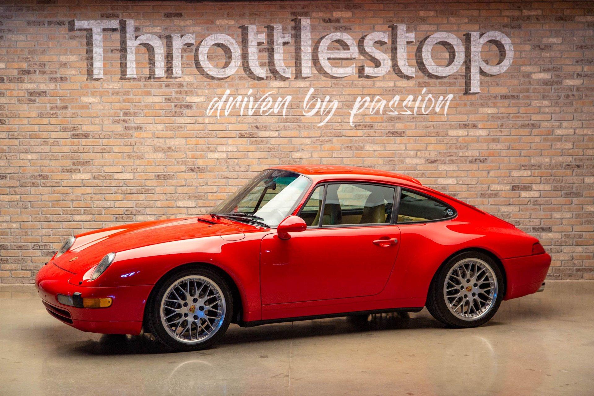 1996 porsche 911 c2 carrera