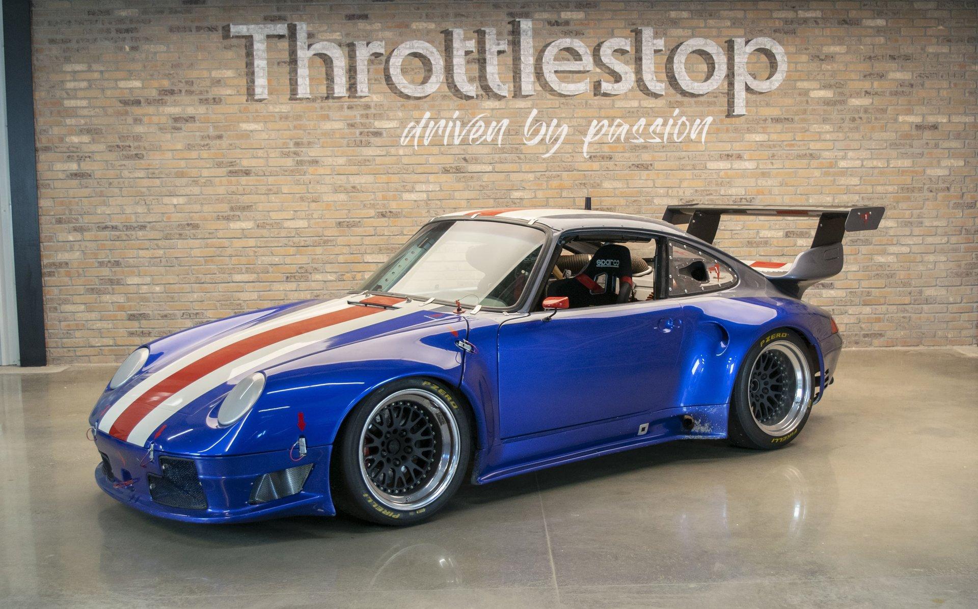 1983 porsche 911 sc race car