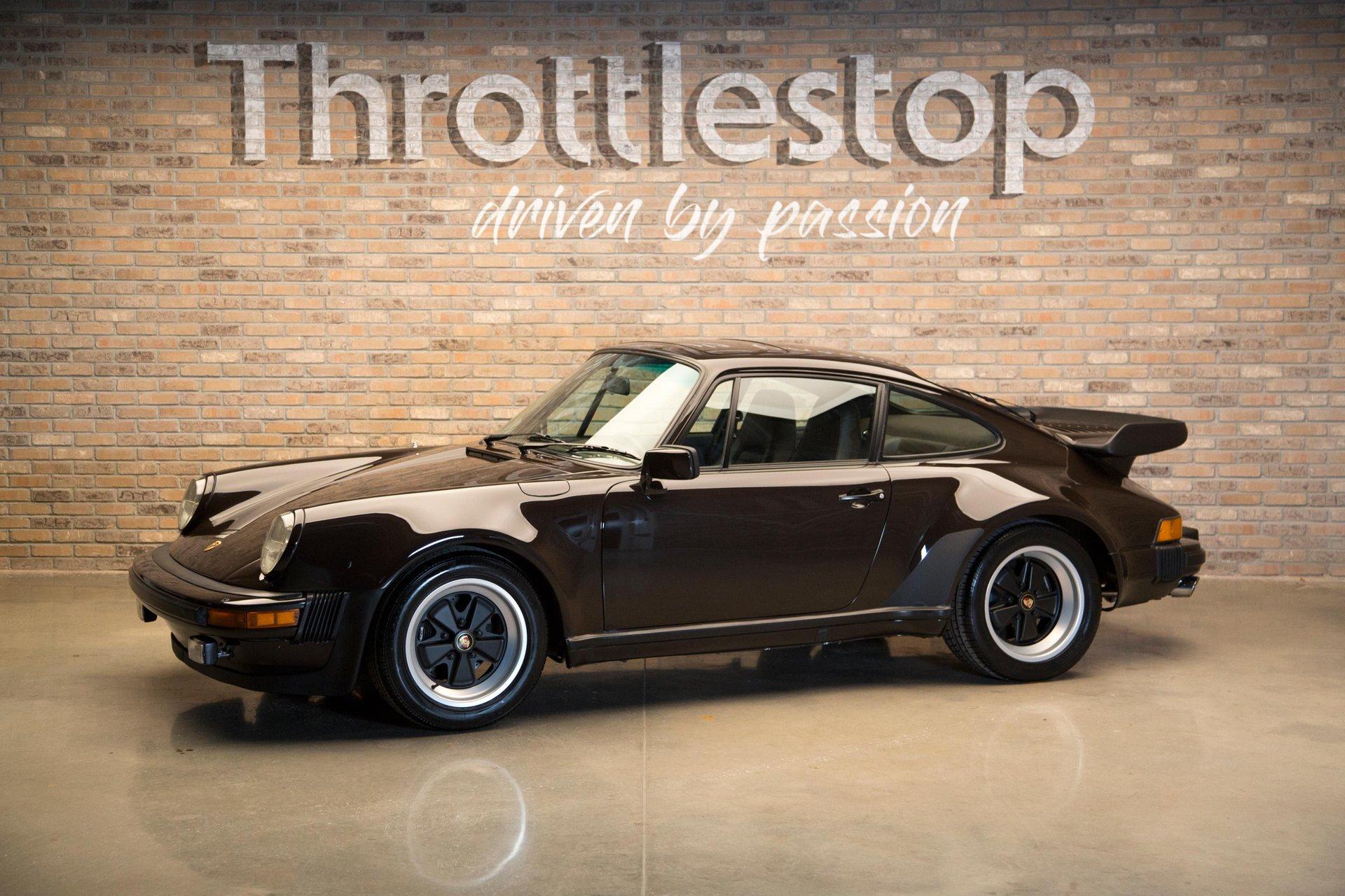 1978 porsche 911 turbo 930 coupe