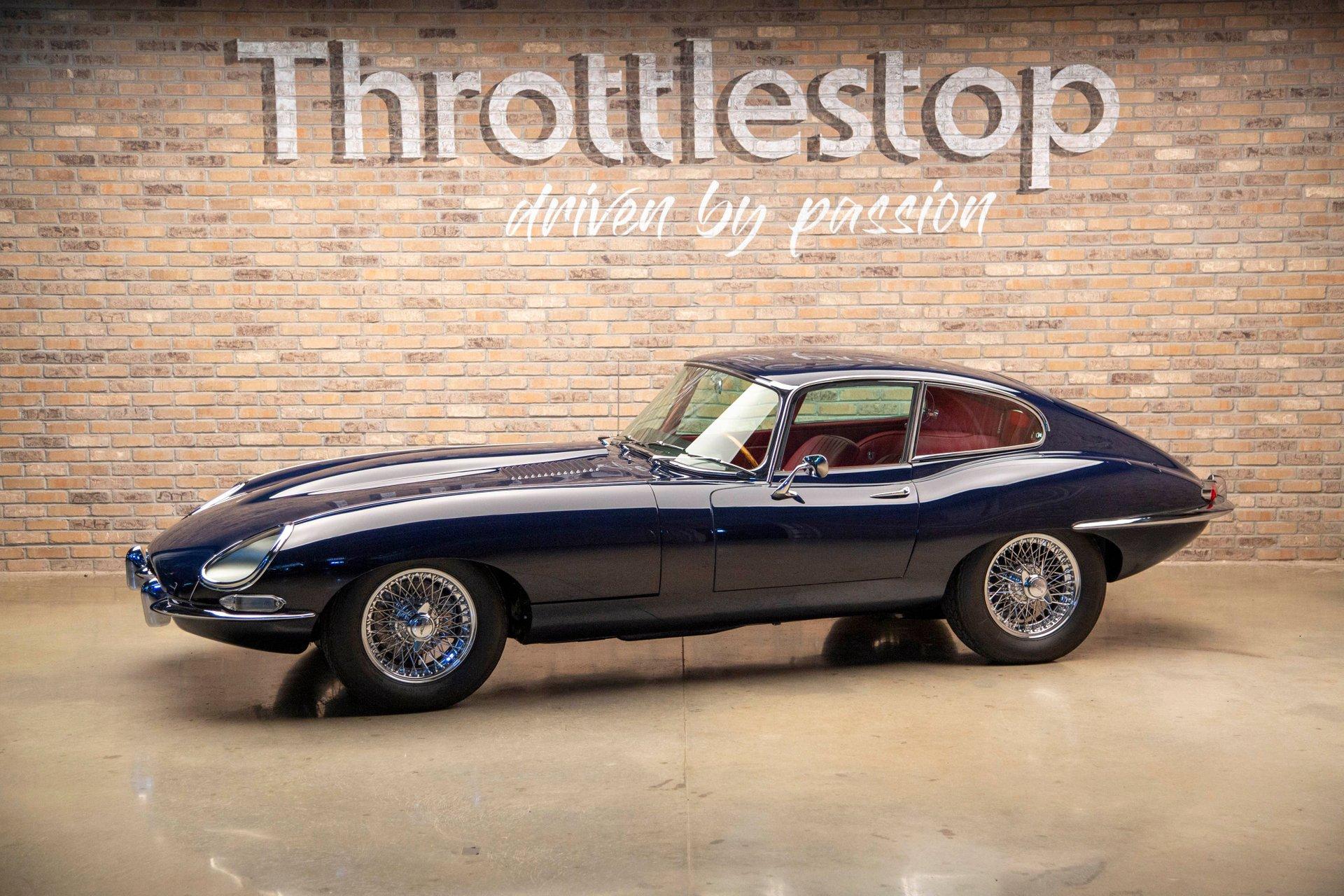 1966 jaguar e type xke series 1 4 2l