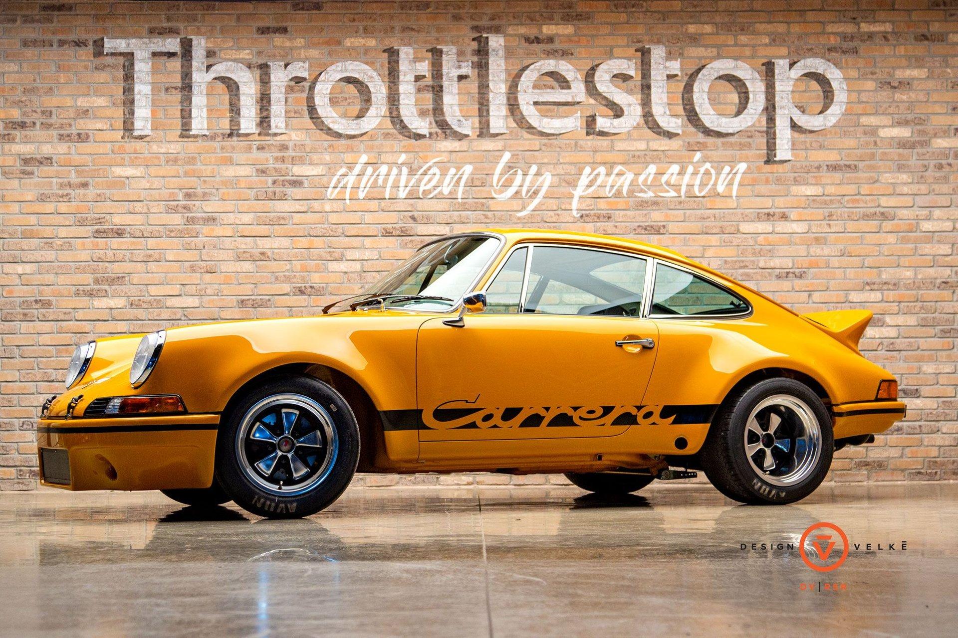 1968 porsche 911 design velke dv rsr