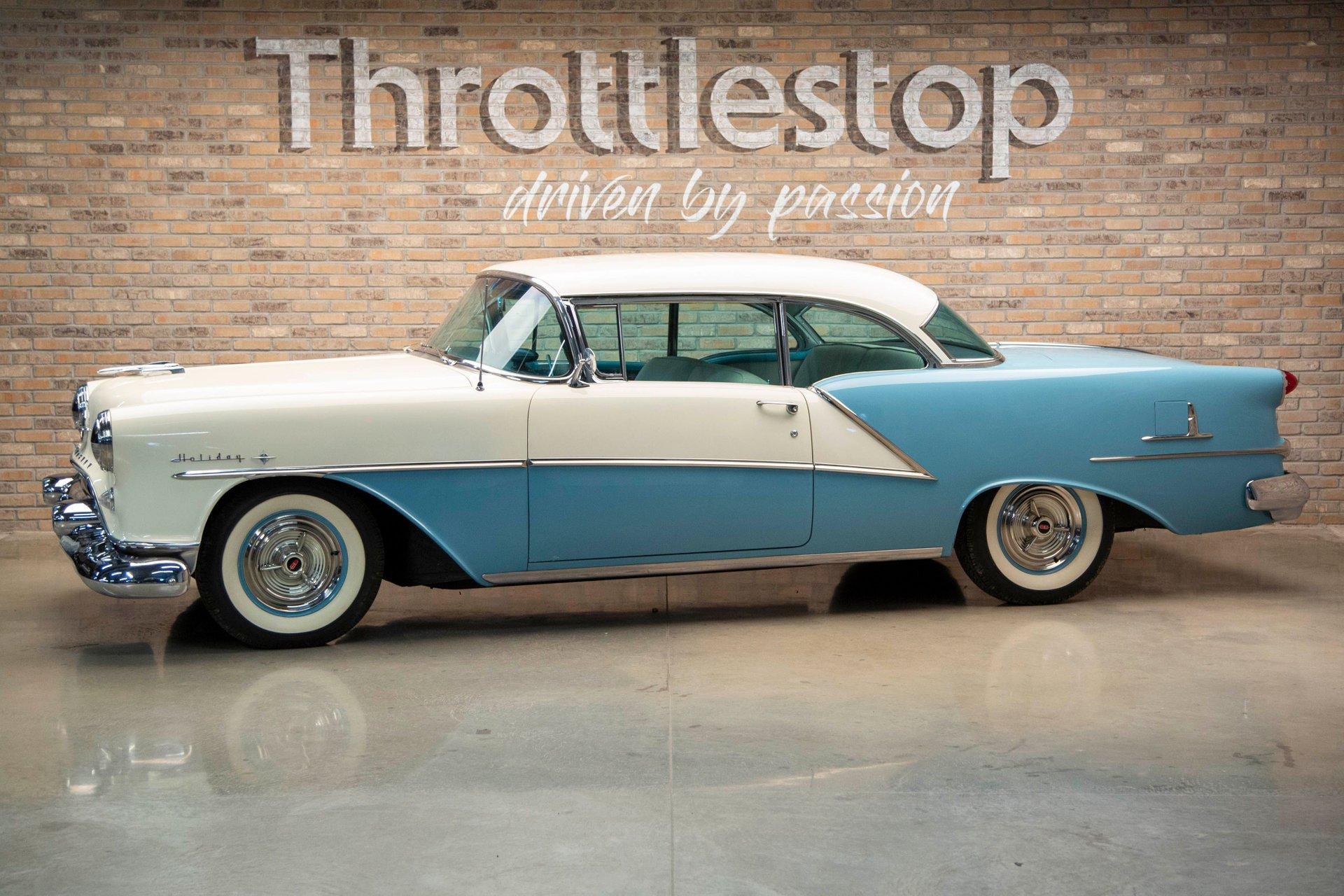 1954 oldsmobile ninety eight holiday coupe