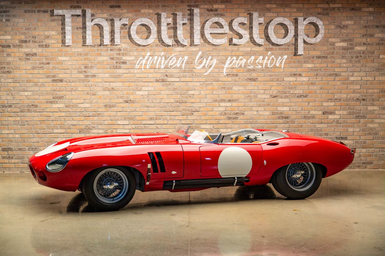 1967 jaguar e type le mans by design velke