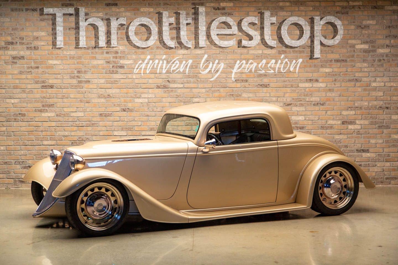 1933 factory five 33 roadster diablo