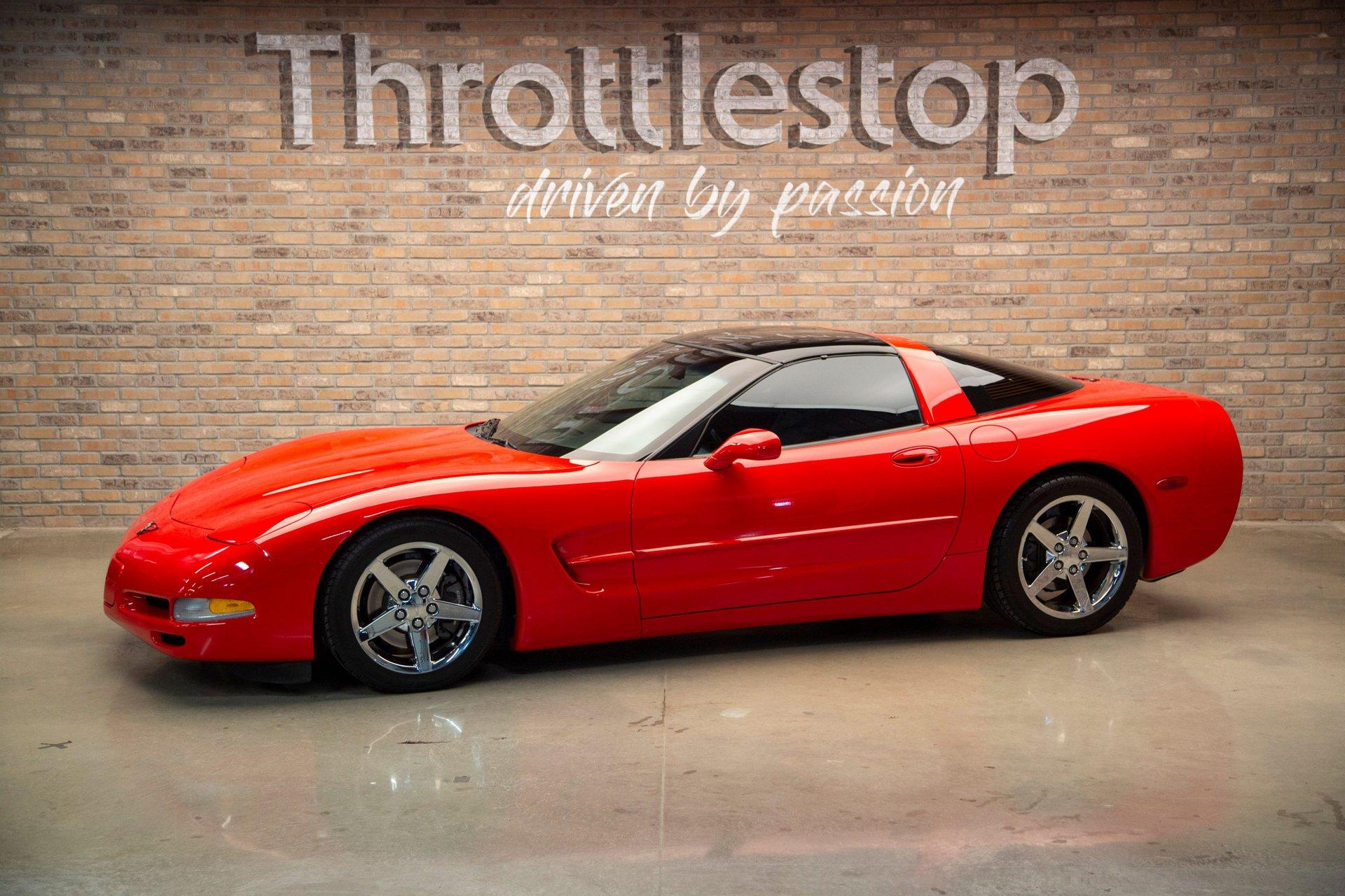 1998 chevrolet corvette 2 door targa