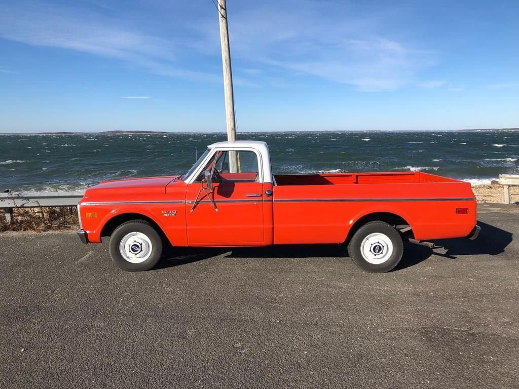 Auction 1969 Chevrolet C10