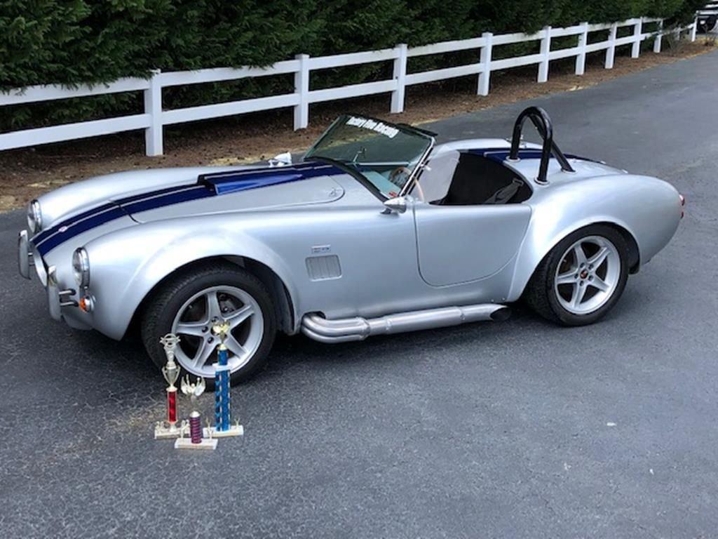 1965 cobra replica roadster