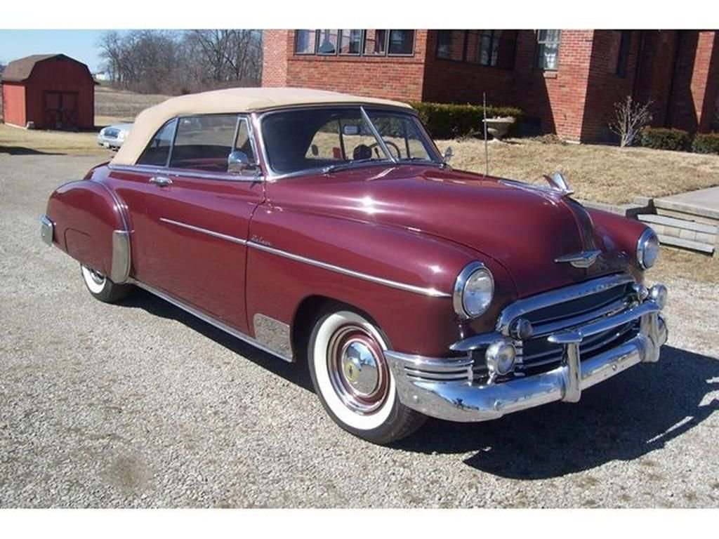 Auction 1950 Chevrolet Deluxe