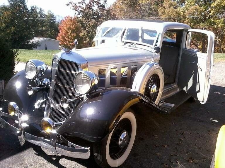 1933 chrysler rumble seat coupe