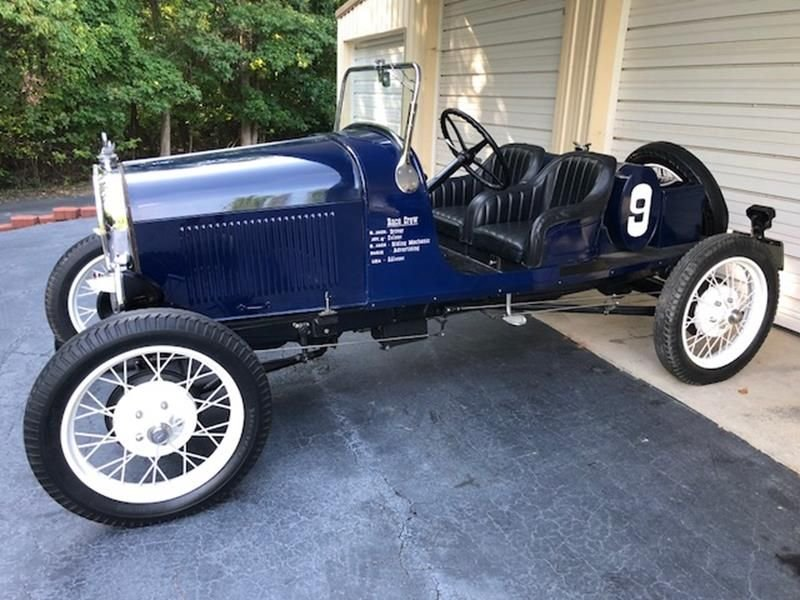 Auction 1929 Ford Model A Speedster