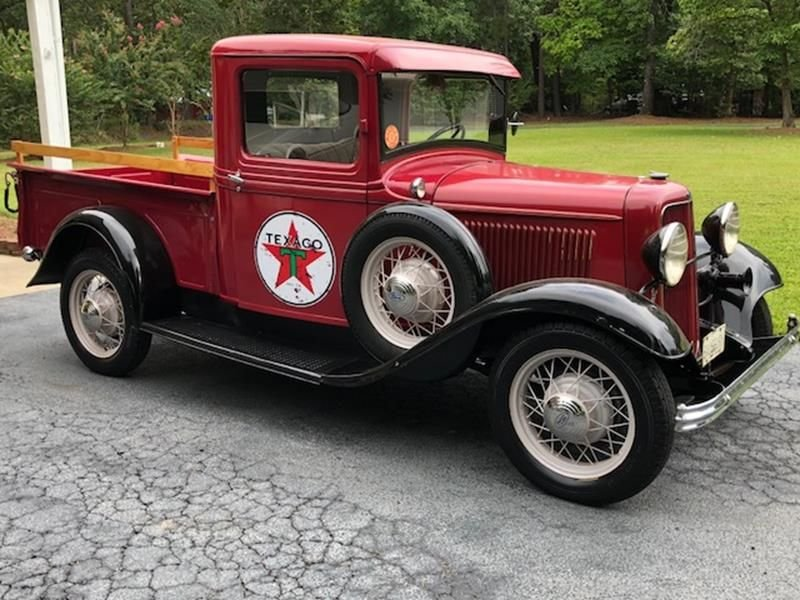 Auction 1933 Ford Pickup Truck