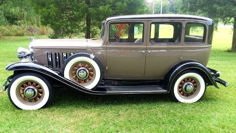 1932 oldsmobile l32 touring sedan