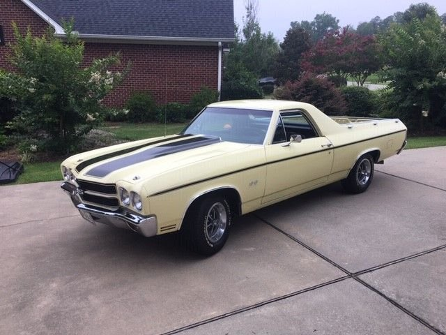 Auction 1970 Chevrolet El Camino