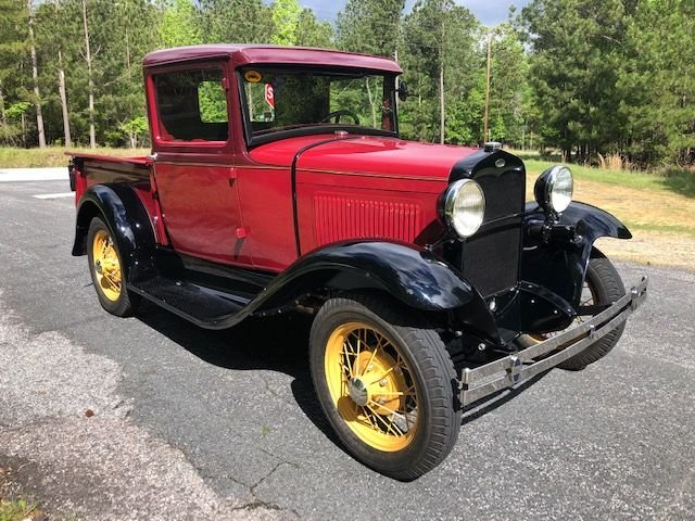 Auction 1931 Ford Model A Pickup