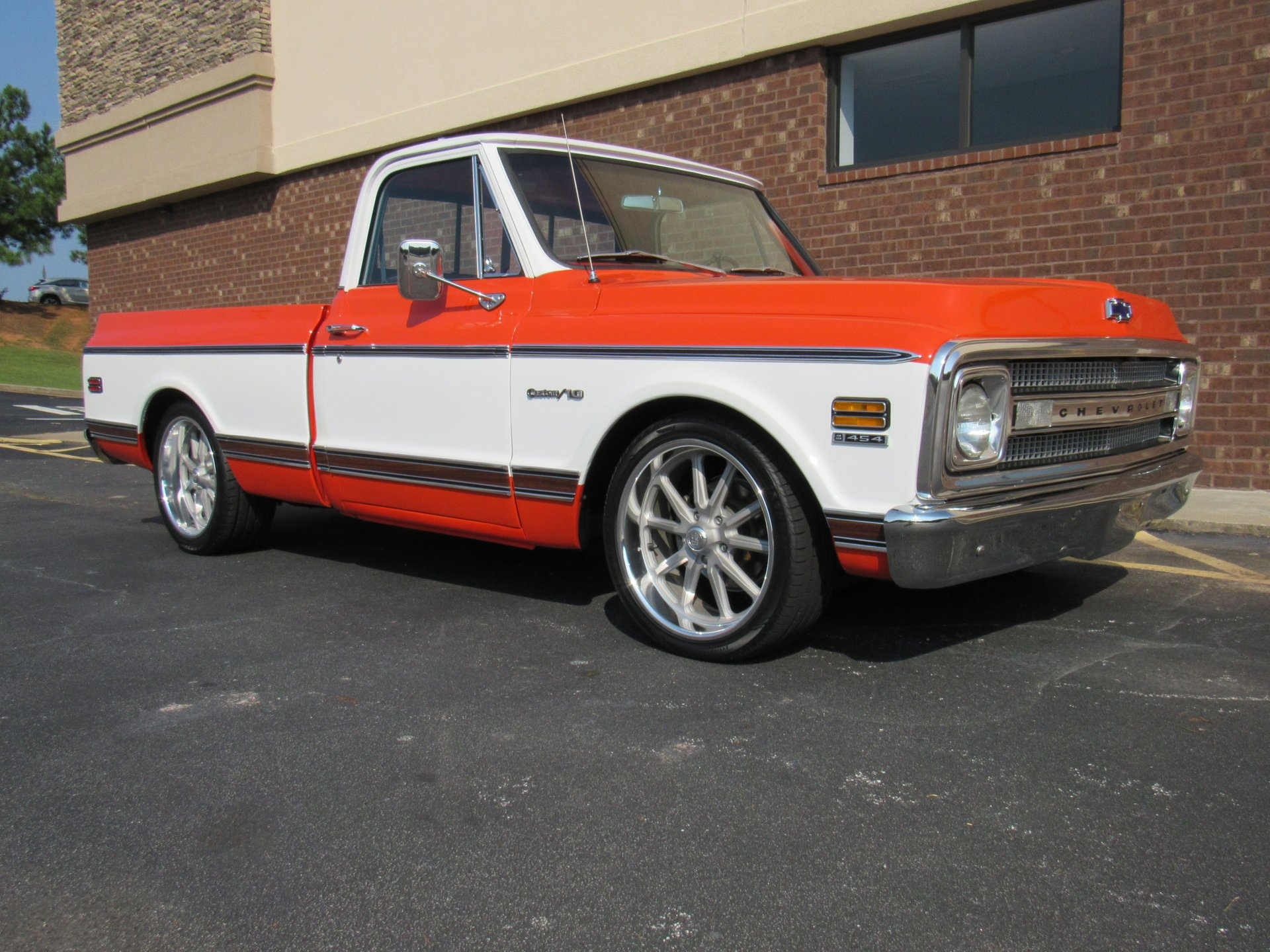 Auction 1970 Chevrolet C10
