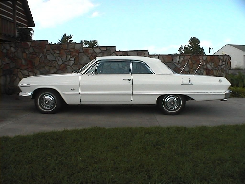 Auction 1963 Chevrolet Impala SS