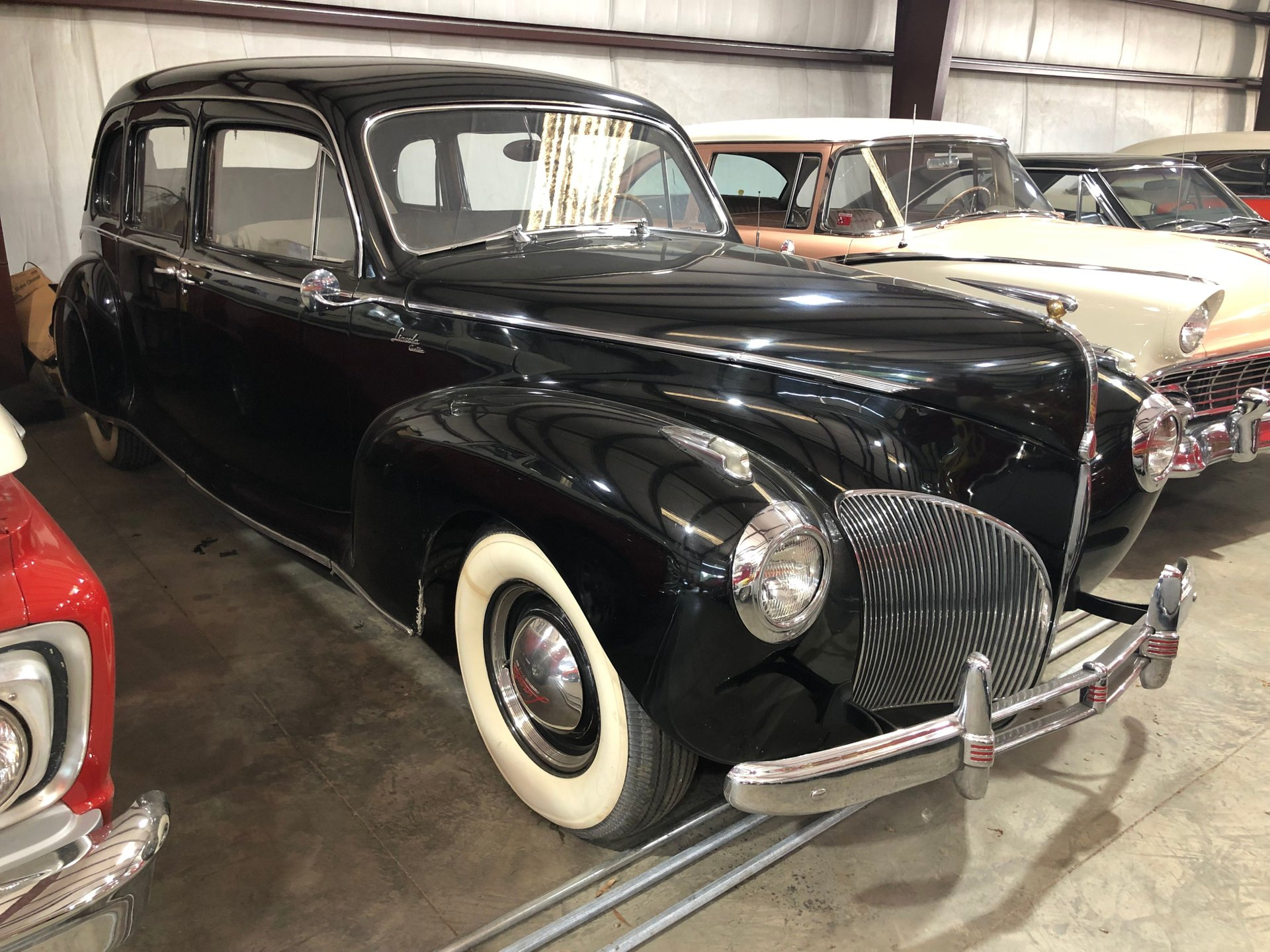 Auction 1941 Lincoln Custom