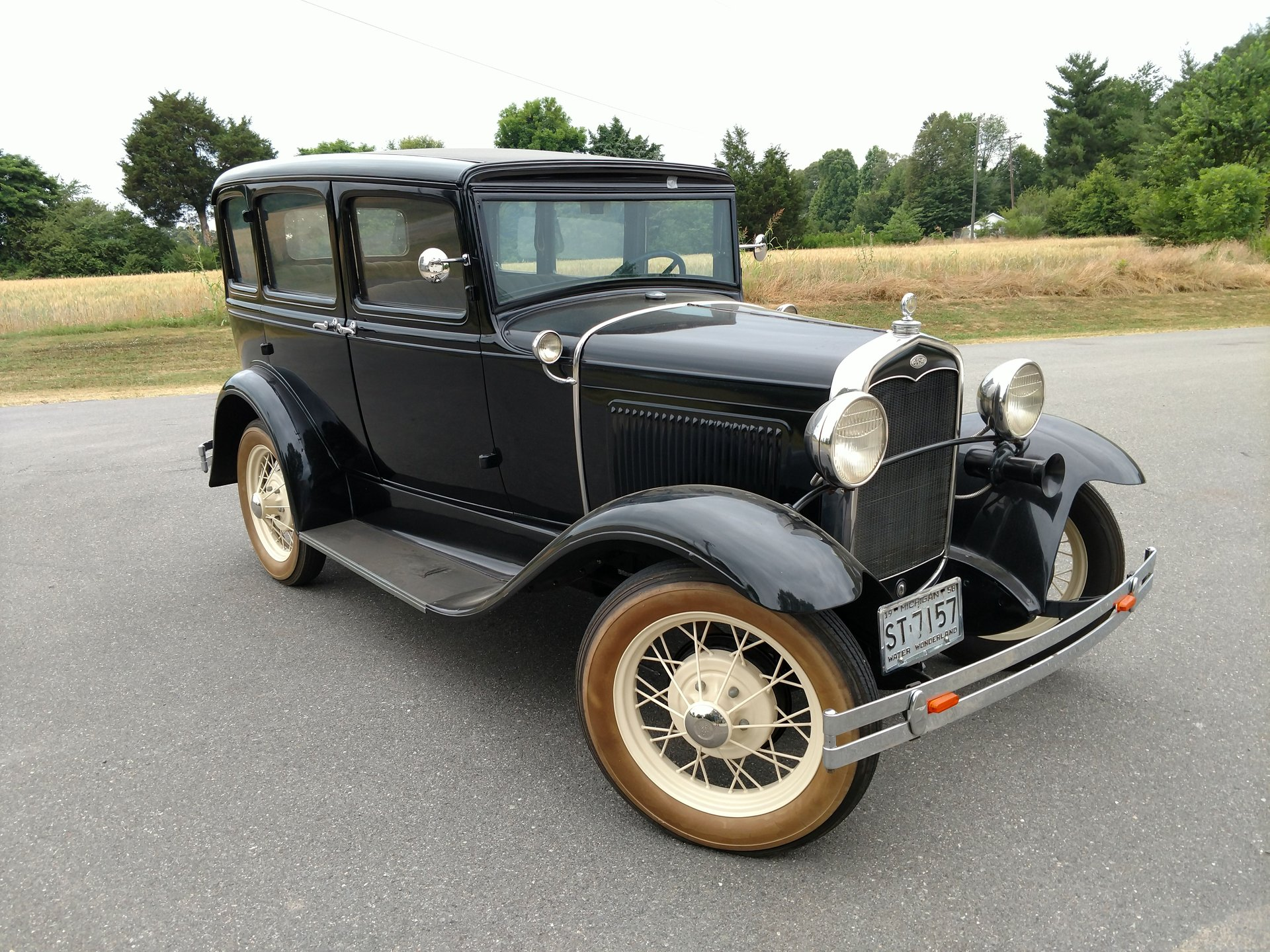 Auction 1931 Ford Model A