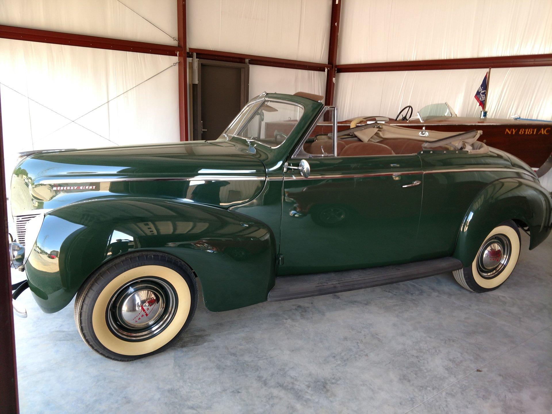 1940 mercury 2 door