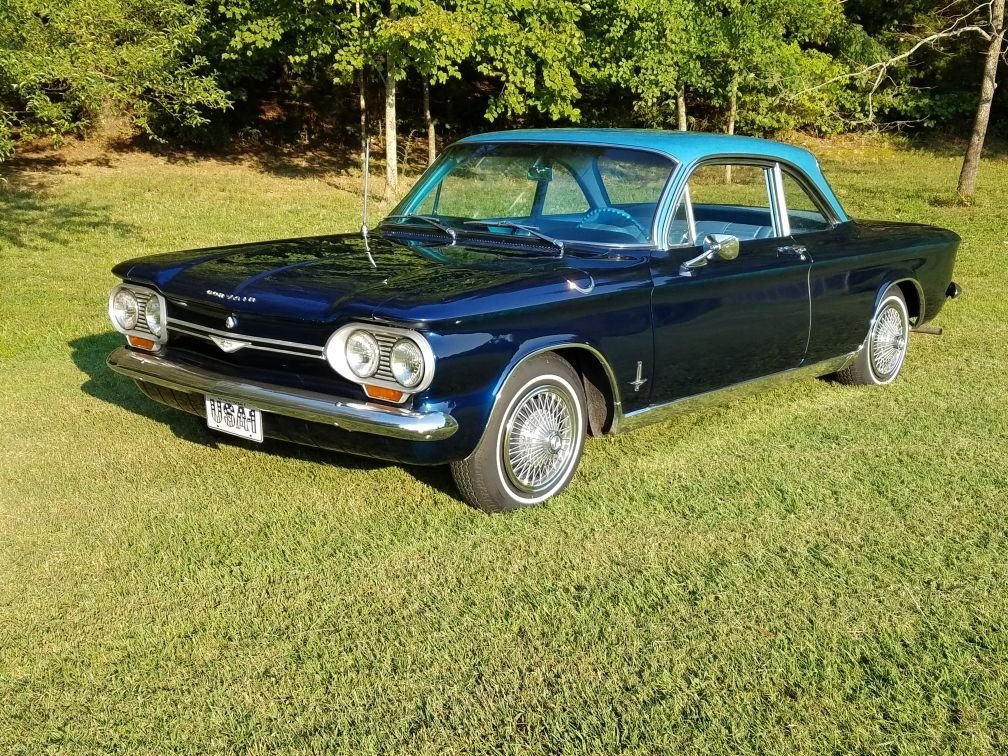 Auction 1964 Chevrolet Corvair Monza