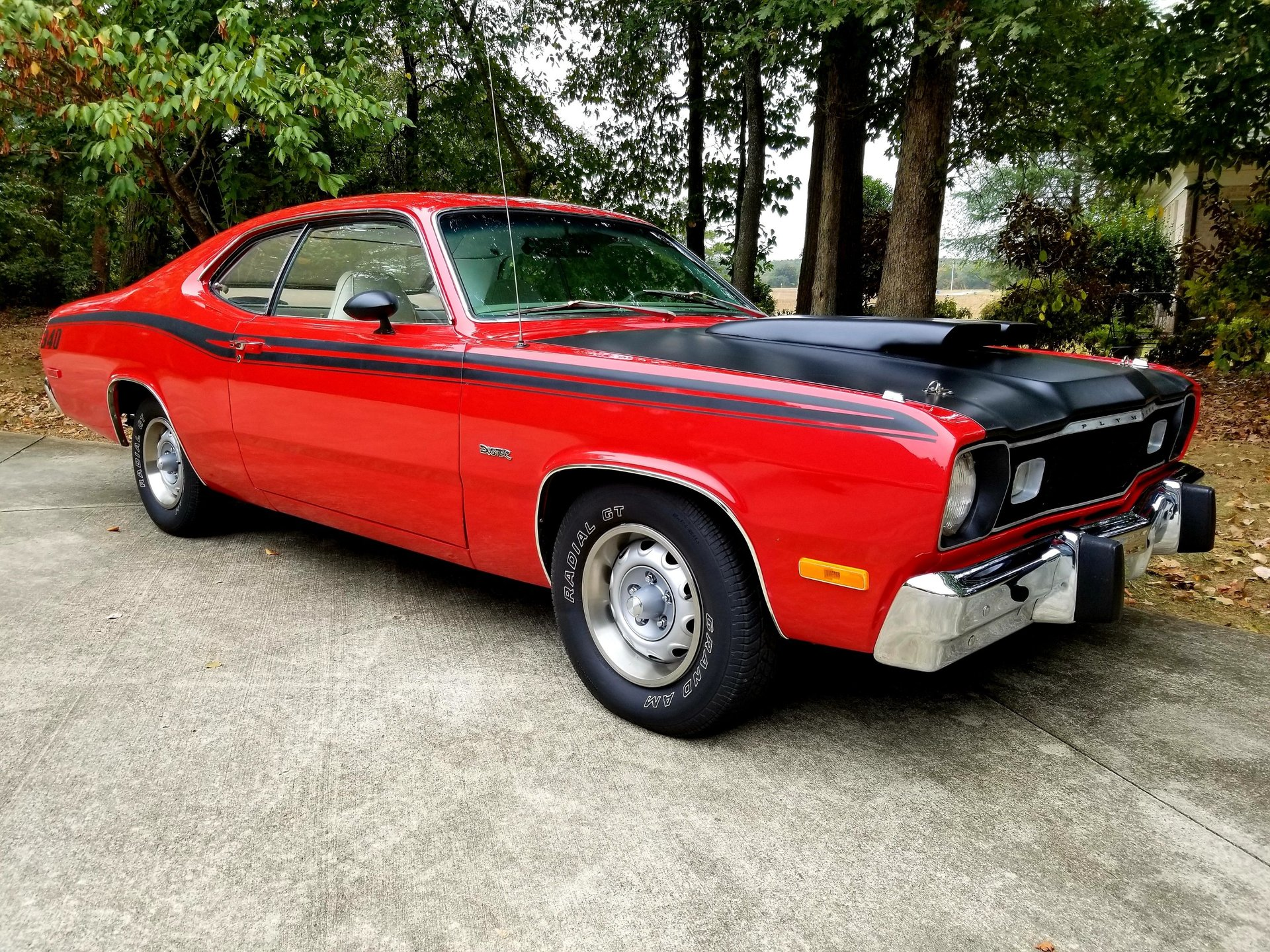 Auction 1973 Plymouth Duster