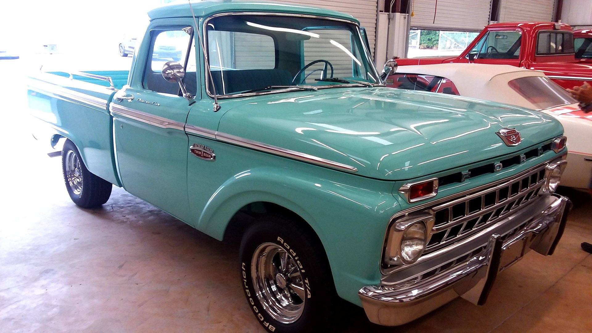 Auction 1965 Ford Pickup