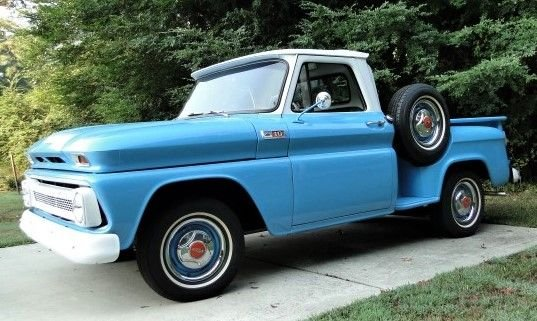 Auction 1965 Chevrolet Pickup
