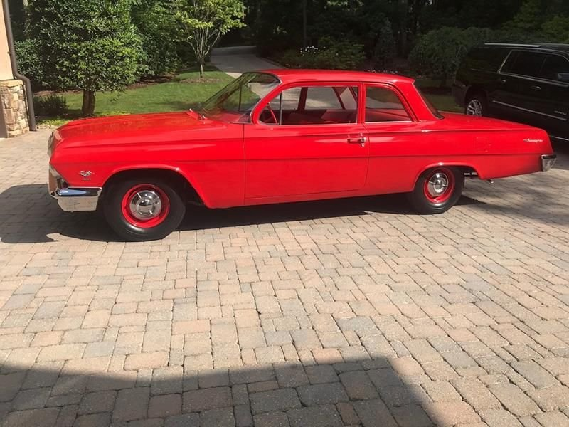 Auction 1962 Chevrolet Biscayne