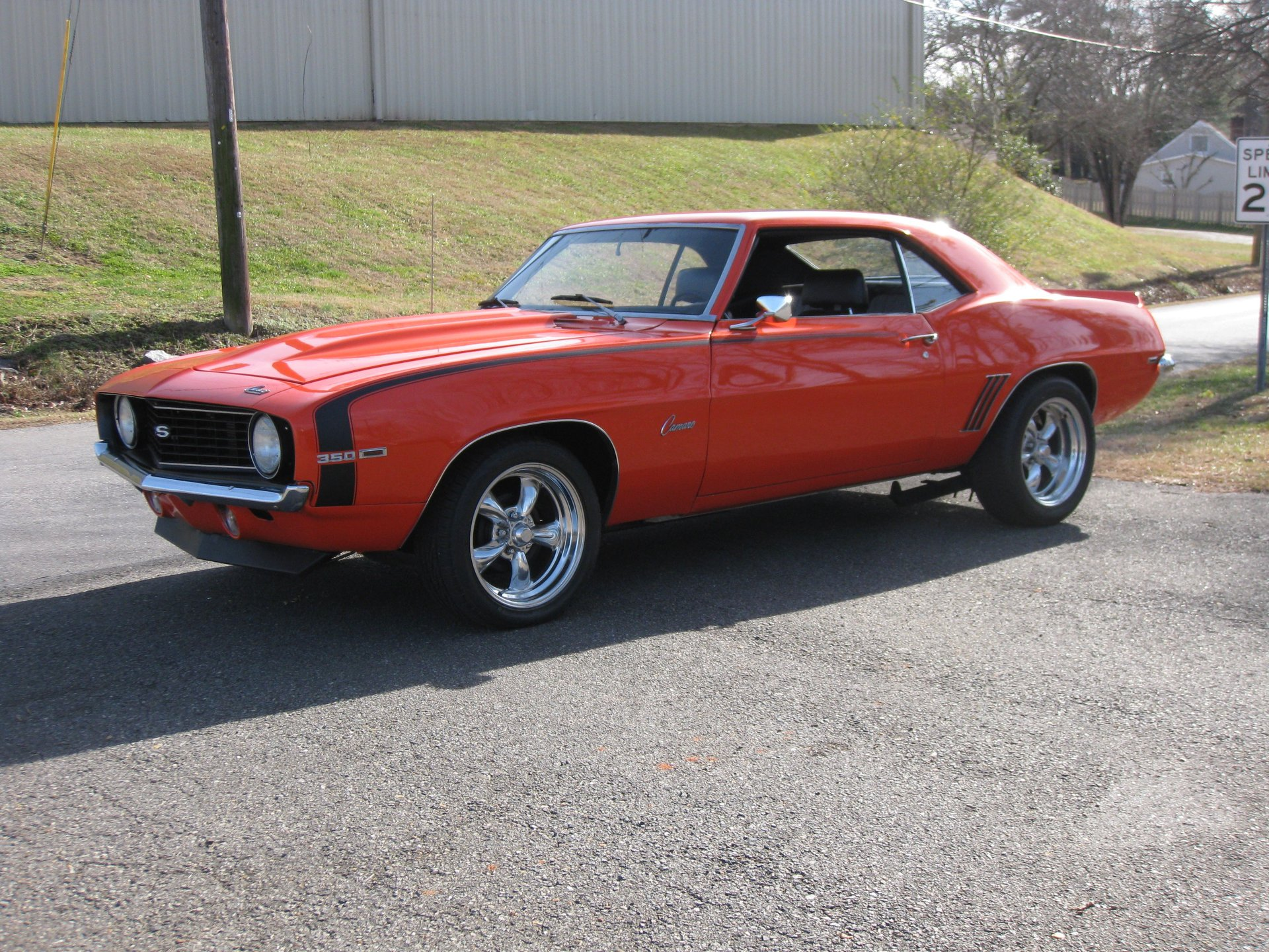 Auction 1969 Chevrolet Camaro