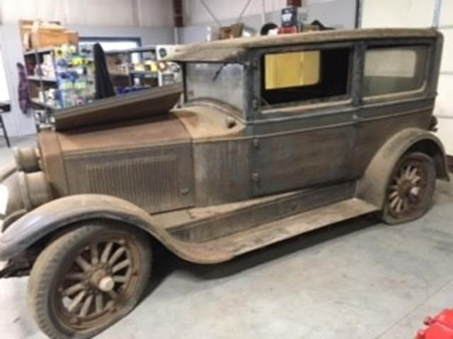 Auction 1926 Buick 128