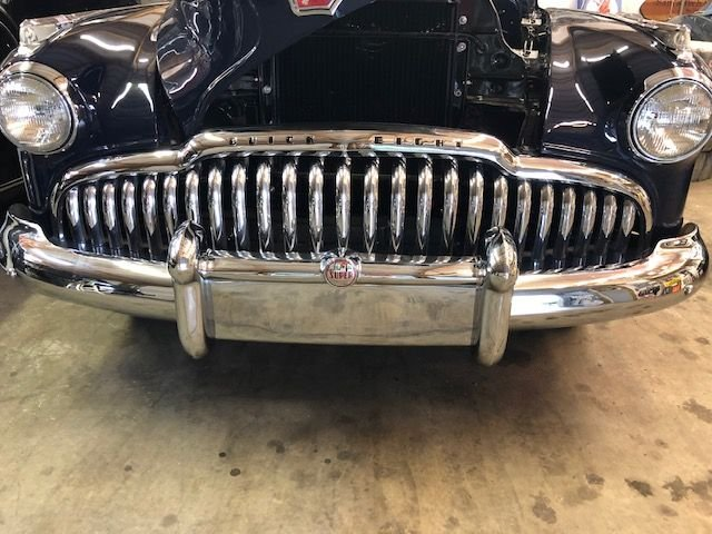 Auction 1949 Buick Super Sedanette