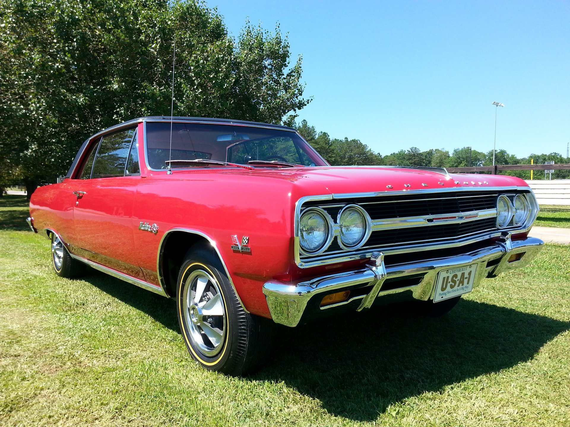 Auction 1965 Chevrolet Chevelle SS 396 Z16