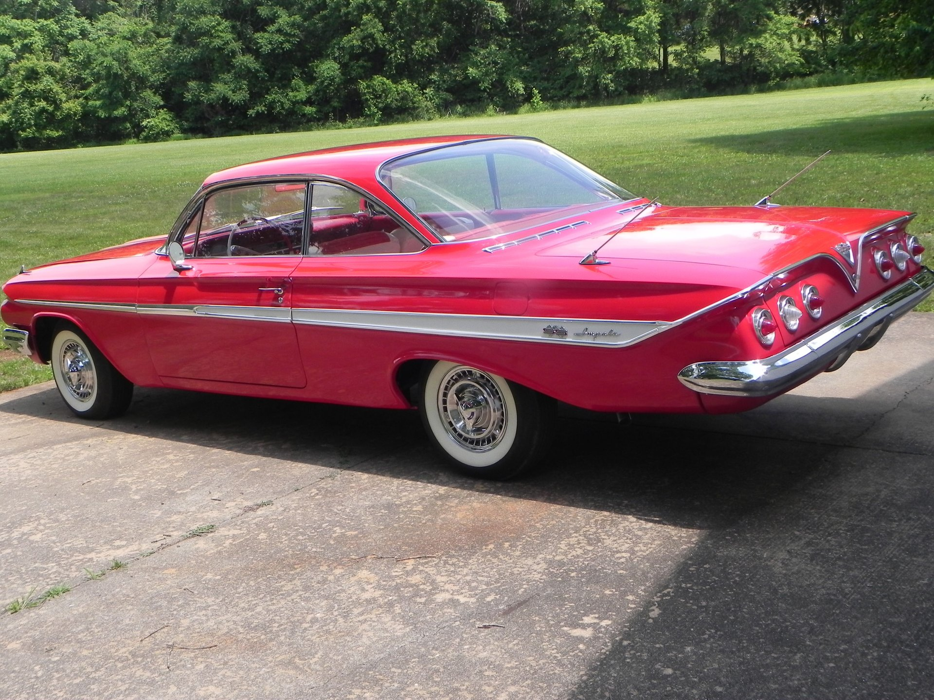 Auction 1961 Chevrolet Impala