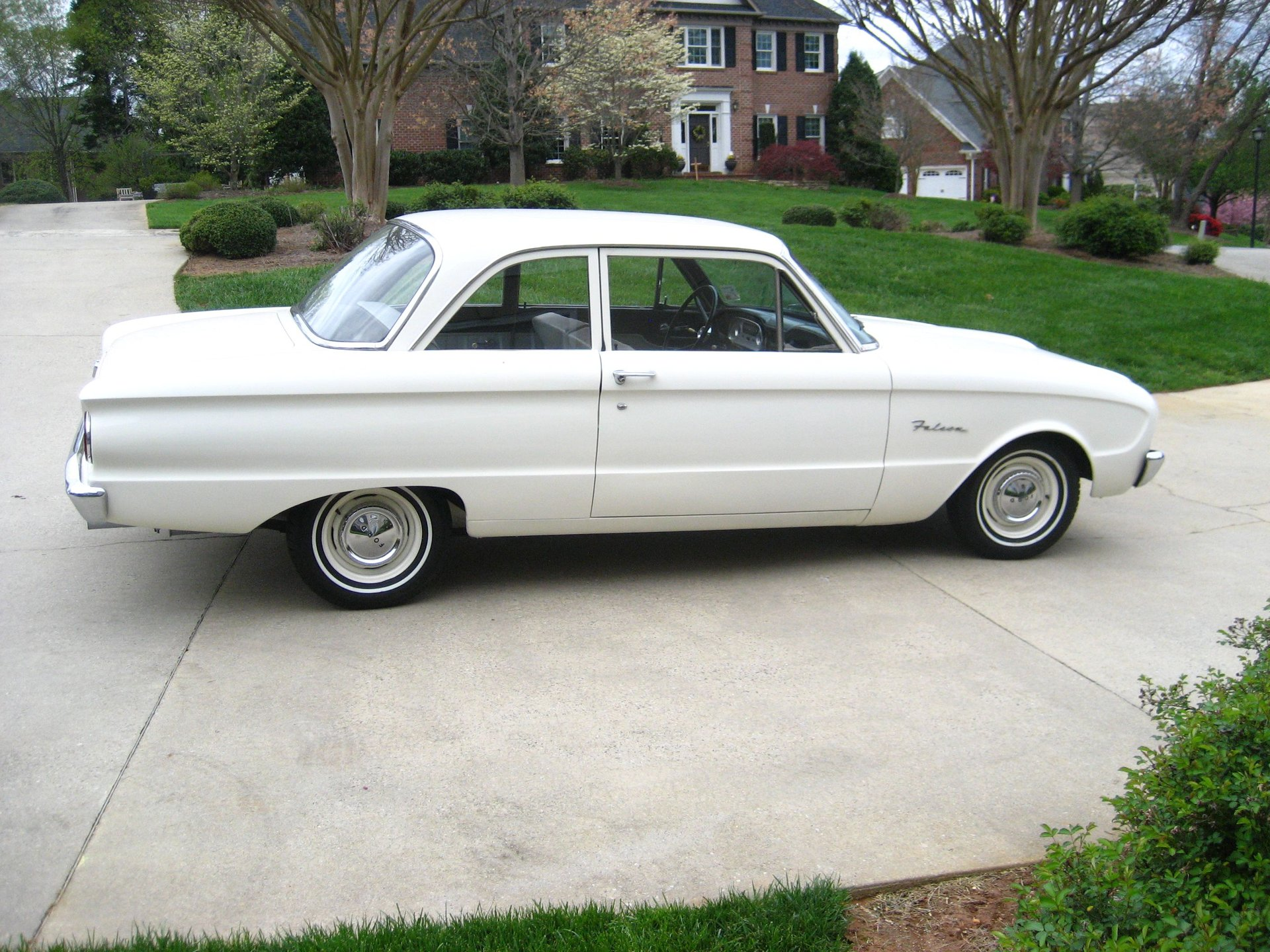 Auction 1960 Ford Falcon