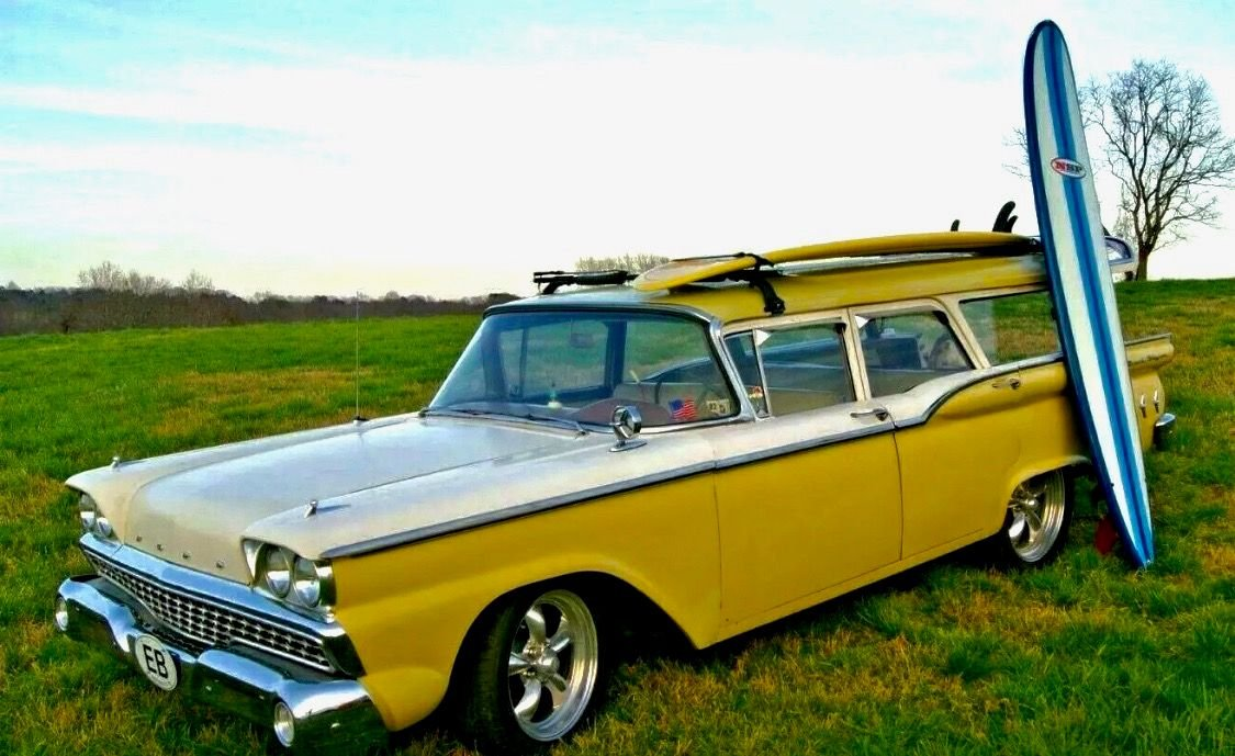 Auction 1959 Ford Ranch Wagon