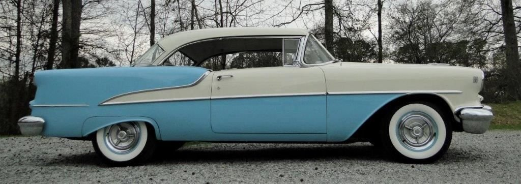 Auction 1955 Oldsmobile 88 Holiday