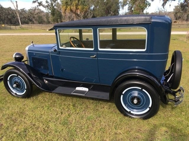 Auction 1928 Chevrolet National