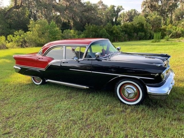 Auction 1957 Oldsmobile Super 88