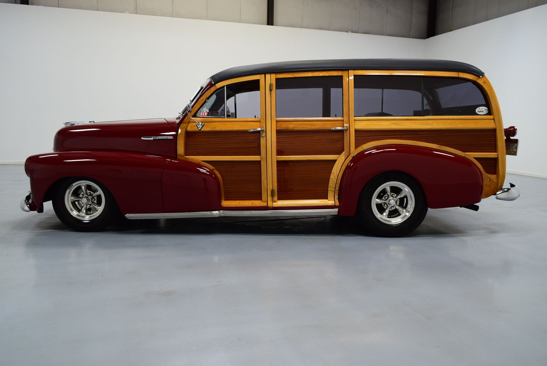 1948 chevrolet woody station wagon