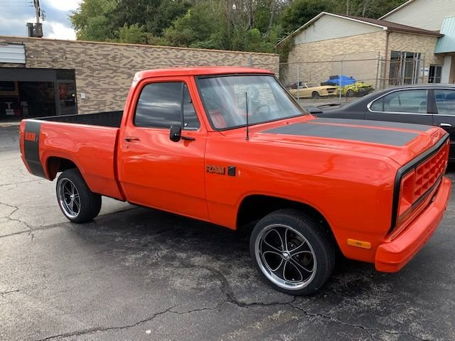 Auction 1985 Dodge Pickup