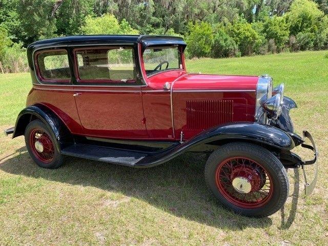 1931 chevrolet five passenger victoria sport coupe
