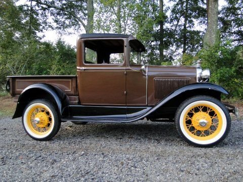 Auction 1930 Ford Model A