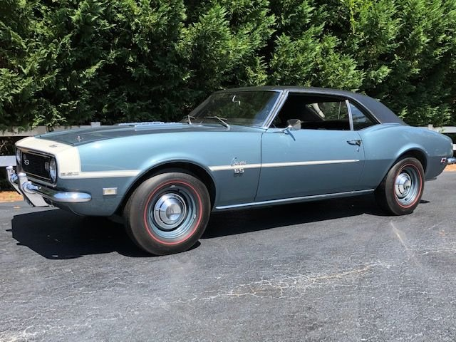 Auction 1968 Camaro SS-350