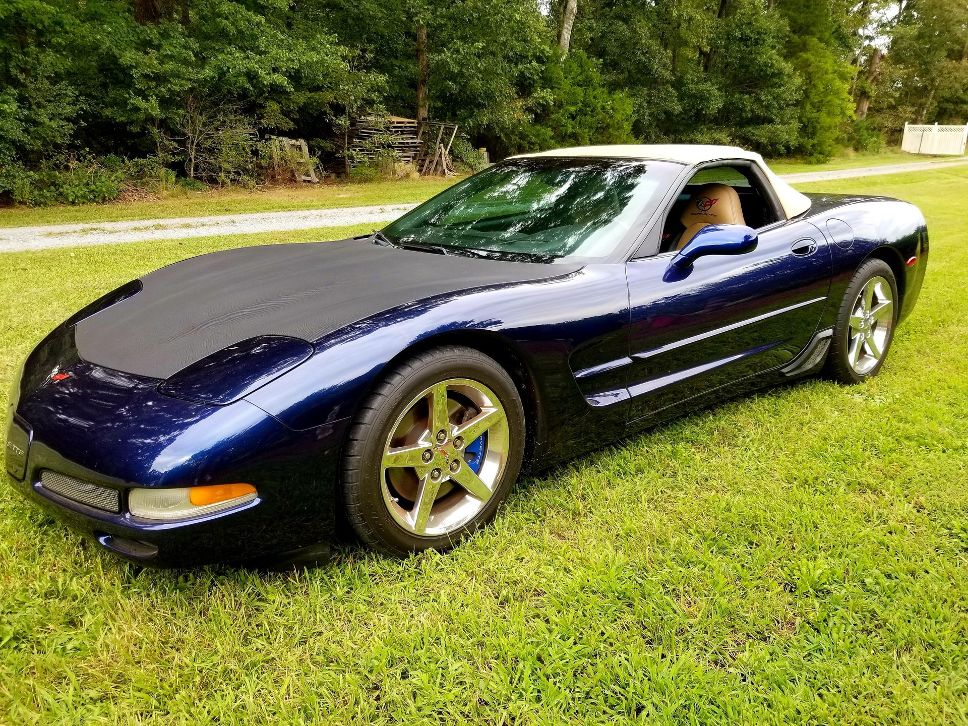 Auction 1999 Chevrolet Corvette