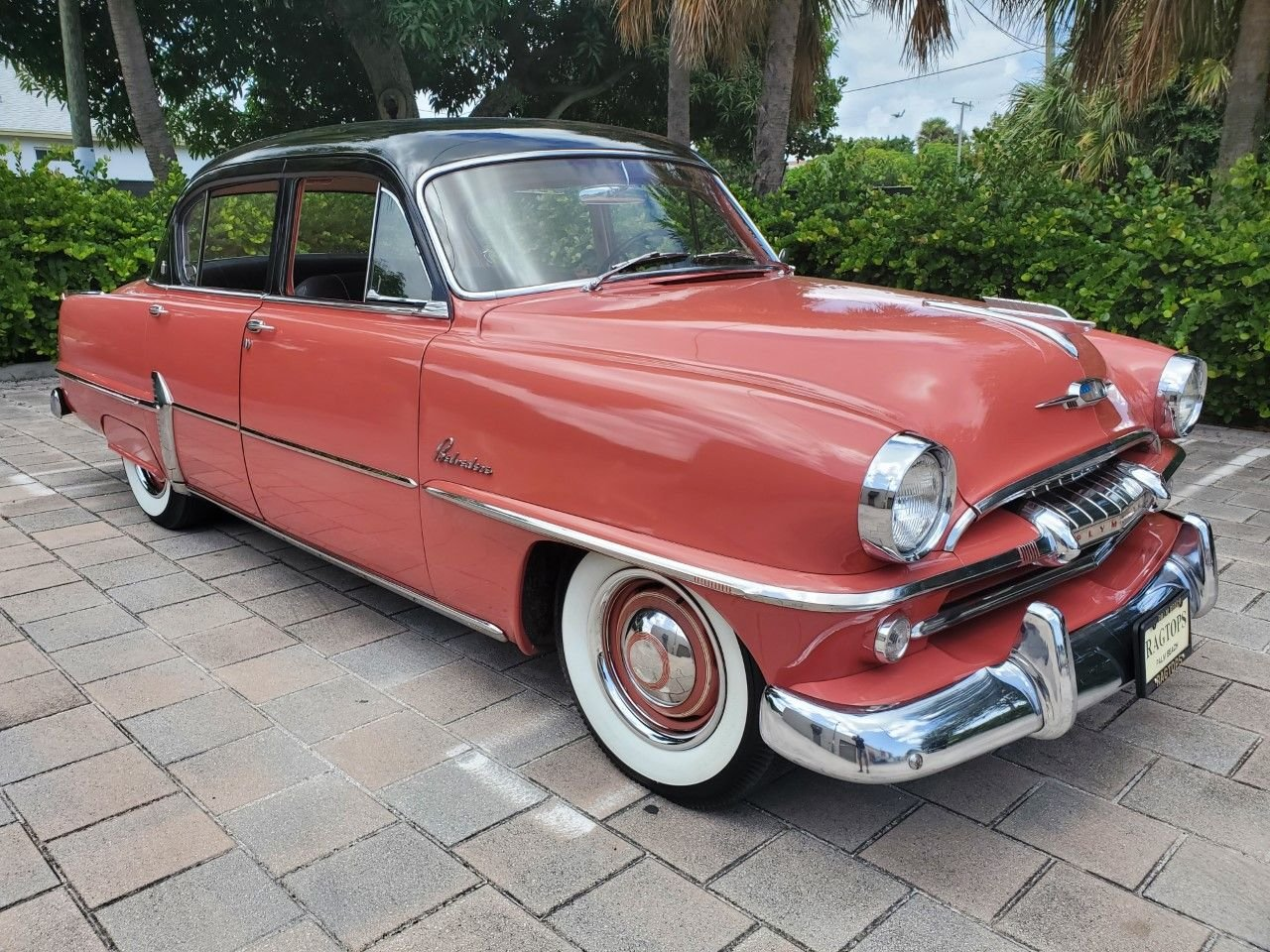 Auction 1954 Plymouth Belvedere