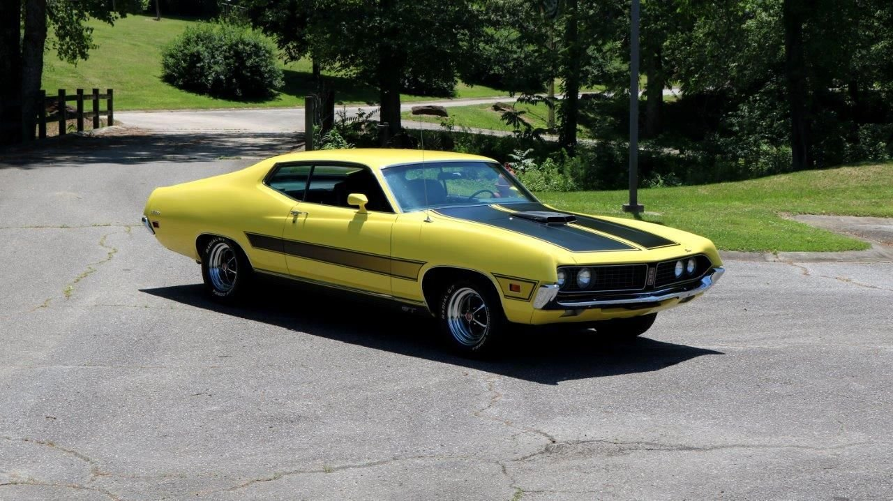 Auction 1971 Ford Torino GT
