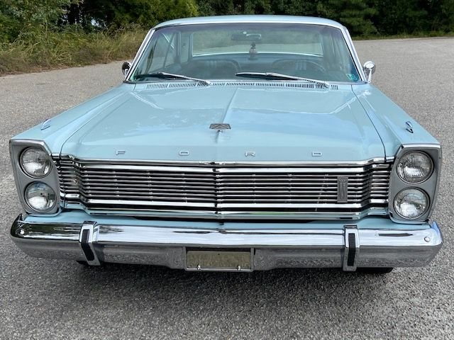 Auction 1965 Ford Galaxie 500