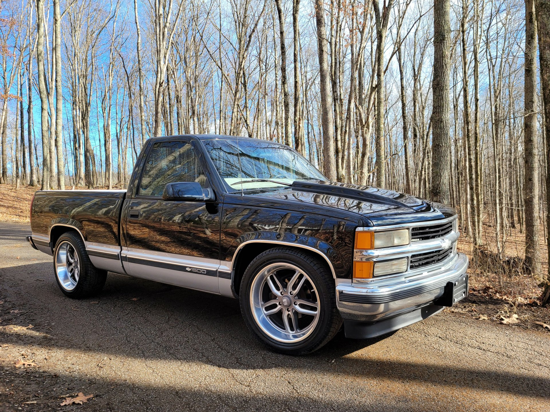 Auction 1997 Chevrolet Silverado