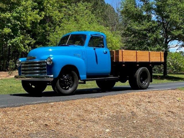 1951 chevrolet 3800 dump truck